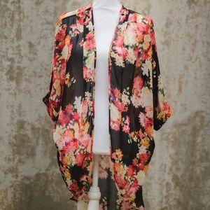 Windsor Bight Floral Kimono